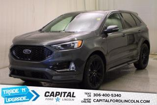 New 2020 Ford Edge ST Line for sale in Regina, SK