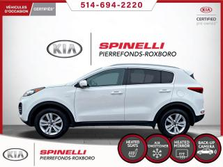 Used 2017 Kia Sportage Lx Awd Awd for sale in Montréal, QC
