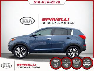 Used 2016 Kia Sportage EX AWD CAMERA DE RECUL for sale in Montréal, QC