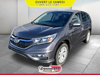 Used 2016 Honda CR-V SE AWD * A VENDRE A PROXIMITE DE QUEBEC* for sale in Donnacona, QC