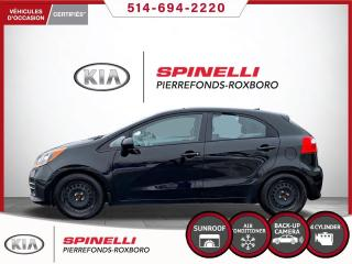 Used 2016 Kia Rio5 EX SUNROOF EX TOIT OUVRANT for sale in Montréal, QC
