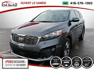 Used 2020 Kia Sorento EX* V6* CUIR* AWD* TOIT PANO* SIEGES CHA for sale in Québec, QC