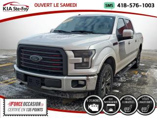 Used 2016 Ford F-150 SPORT* CUIR* TOIT PANO* SIEGES CHAUFFANT for sale in Québec, QC
