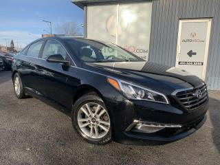 Used 2015 Hyundai Sonata ***GL,2.4L,XTRA CLEAN,PNEUS D'HIVER,ÉQUI for sale in Longueuil, QC