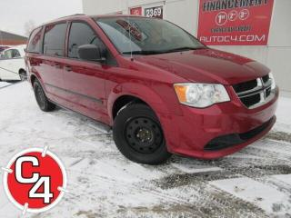 Used 2015 Dodge Grand Caravan 7 PASS V6 CRUISE A/C for sale in St-Jérôme, QC