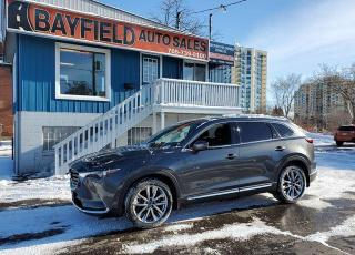 Used 2017 Mazda CX-9 GT for sale in Barrie, ON