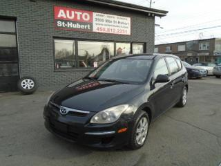 Used 2009 Hyundai Elantra TOURING GLS for sale in St-Hubert, QC