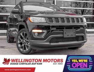 New 2021 Jeep Compass 80th Anniversary for sale in Guelph, ON