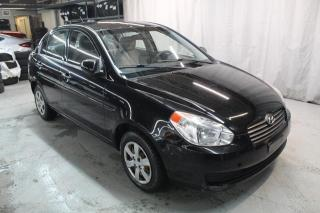 Used 2010 Hyundai Accent Berline 4 portes, boîte automatique - L for sale in St-Constant, QC
