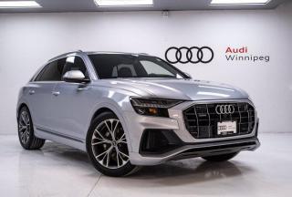 New 2021 Audi Q8 TECHNIK for sale in Winnipeg, MB