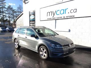 Used 2019 Volkswagen Golf Sportwagen 1.8 TSI Comfortline AWD, ALLOYS, HEATED SEATS, BACKUP CAM!! for sale in Richmond, ON
