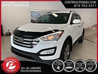 Used 2016 Hyundai Santa Fe Sport Premium sport ( frais vip 395$ non inclus) for sale in Rouyn-Noranda, QC