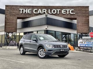 Used 2019 Volkswagen Tiguan Trendline Previous Daily Rental - AWD, Backup Cam, Heated Seats, Apple CarPlay, Bluetooth!! for sale in Sudbury, ON