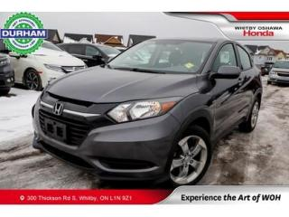 Used 2017 Honda HR-V 2WD 4DR CVT LX for sale in Whitby, ON