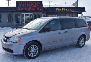 Used 2014 Dodge Grand Caravan SE/SXT BACK-UP CAMERA! CRUISE CONTROL! BLUETOOTH! for sale in Saskatoon, SK