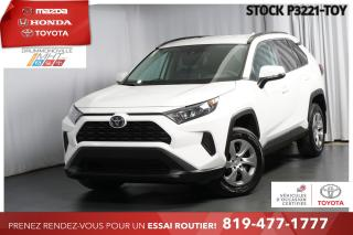 Used 2020 Toyota RAV4 LE| INTÉGRALE| BAS KILO for sale in Drummondville, QC