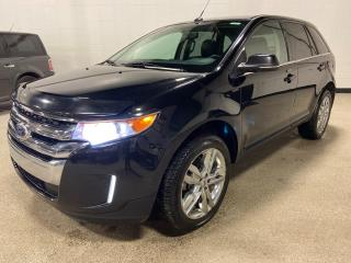 Used 2014 Ford Edge Limited HEATED LEATHER, NAV, AND MORE for sale in Calgary, AB