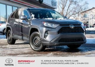 Used 2019 Toyota RAV4 ***RÉSERVÉ***XLE AWD for sale in Pointe-Claire, QC