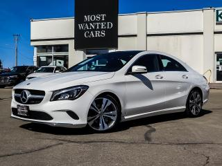 Used 2019 Mercedes-Benz CLA250 4MATIC|BLIND|NAV|PADDLE|18