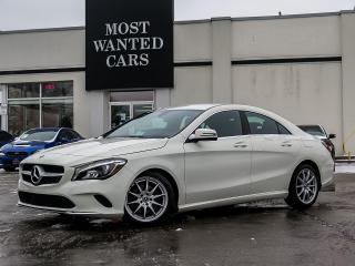 Used 2018 Mercedes-Benz CLA250 4MATIC|BLIND|NAV|CAMERA|XENON|PRE-COLLISION for sale in Kitchener, ON
