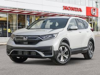 New 2021 Honda CR-V LX for sale in Vancouver, BC