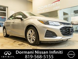 Used 2019 Chevrolet Cruze LT for sale in Gatineau, QC
