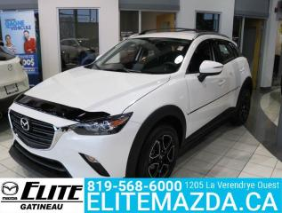 Used 2019 Mazda CX-3 GS for sale in Gatineau, QC