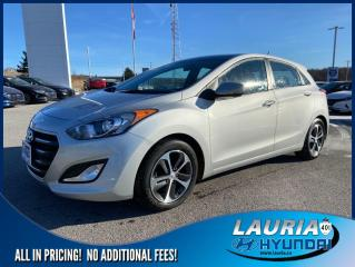 Used 2016 Hyundai Elantra GT GLS Tech Auto - Navigation for sale in Port Hope, ON