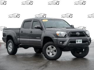 Used 2015 Toyota Tacoma V6 One Owner Local Trade for sale in Welland, ON