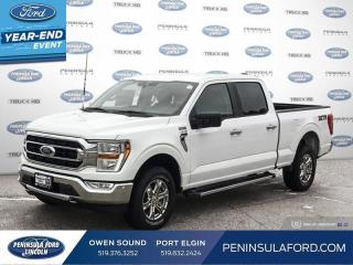 New 2021 Ford F-150 XLT - XTR Package - Running  Boards - $308 B/W for sale in Port Elgin, ON