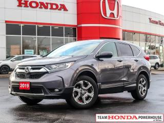Used 2019 Honda CR-V EX-L--1 Owner--No Accidents--Leather--Remote Start--AWD for sale in Milton, ON