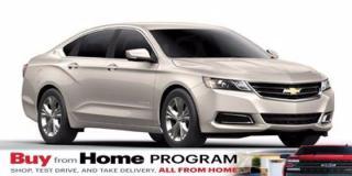 Used 2019 Chevrolet Impala Premier - Leather, Panoramic Sunroof, Rem Start, Back Up Camera for sale in Saskatoon, SK