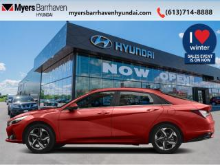 New 2021 Hyundai Elantra Preferred IVT  - Android Auto for sale in Nepean, ON