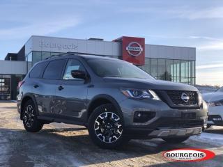 New 2020 Nissan Pathfinder SL PREMIUM for sale in Midland, ON