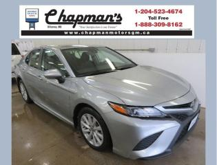 Used 2020 Toyota Camry SE Heated Seats, Back-Up Camera, Bluetooth for sale in Killarney, MB