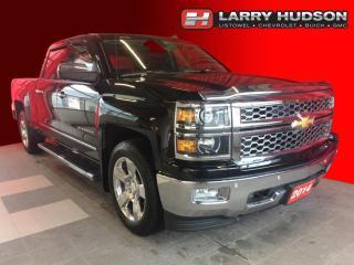 Used 2014 Chevrolet Silverado 1500 1LZ LTZ   Crew   6'6