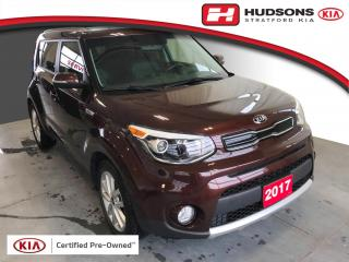 Used 2017 Kia Soul EX+ One Owner | Certified Pre-Owned | Push Button Start for sale in Stratford, ON