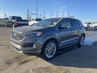 New 2021 Ford Edge Titanium for sale in Fort Saskatchewan, AB