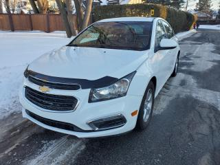 Used 2015 Chevrolet Cruze 2LT for sale in Roxboro, QC