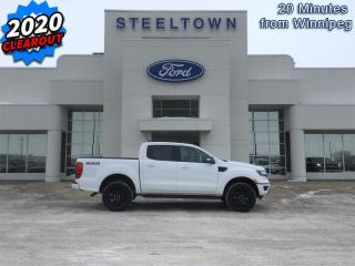 New 2020 Ford Ranger Lariat  - Leather Seats -  Heated Seats for sale in Selkirk, MB