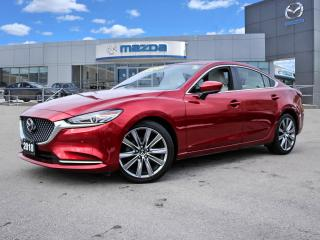 Used 2018 Mazda MAZDA6 Signature with only 35491 Kms !!! for sale in Hamilton, ON