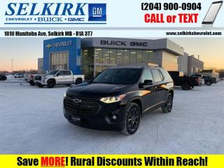 New 2021 Chevrolet Traverse RS  - Navigation - Power Liftgate for sale in Selkirk, MB