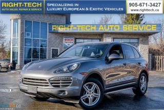 Used 2014 Porsche Cayenne Platinum Edition for sale in Mississauga, ON