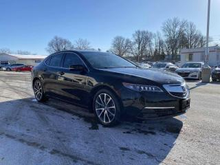 Used 2015 Acura TLX V6 Tech 4dr AWD SH-AWD Sedan for sale in Brantford, ON