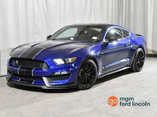 Used 2016 Ford Mustang Shelby GT350 6-SPEED MANUAL for sale in Red Deer, AB