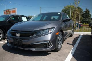 New 2021 Honda Civic SDN EX CIVIC 4 DOORS for sale in Woodstock, ON