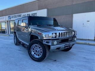 Used 2008 Hummer H2 SUV for sale in Toronto, ON