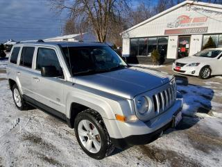 Used 2011 Jeep Patriot 70TH ANNIVERSARY for sale in Barrie, ON