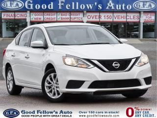 Used 2017 Nissan Sentra SV , REARVIEW CAMERA, HEATED SEATS, POWER MOONROOF for sale in Toronto, ON
