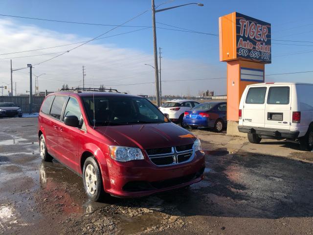 2011 Dodge Grand Caravan SXT**ONLY 50,000 KMS**STOWNGO**CERTIFIED